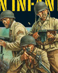 American infantry plastic boxed set?