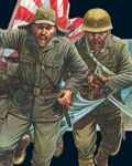Imperial japanese infantry plastic boxed set?