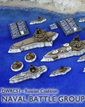 Russian coalition naval battle group v2.0?