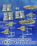 Empire of the blazing sun aerial battle group?