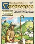 Carcassonne: owce i wzg�rza