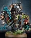 Ork Big Mek With Shokk Attack Gun?