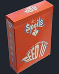 The spoils: seed iii - fall of marmothoa (box)?