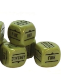 Bolt action orders dice packs - green?