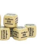 Bolt action orders dice packs - sand?