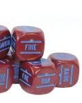 Bolt action orders dice packs - maroon?
