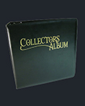 Klaser - collectors album black?
