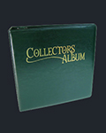 Klaser - collectors album green?