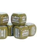 Bolt action orders dice packs - olive?