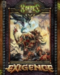 Hordes: Exigence (softcover)?
