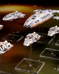 Terran alliance patrol fleet?