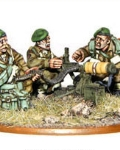 British commando vickers mmg team?