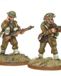 British flamethrower & combat engineers?