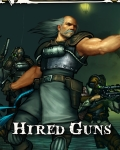Hired guns - von schill box set (m2e)?