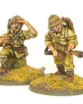 Imperial japanese sniper and flamethrower teams?
