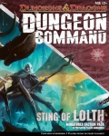 Dungeon command: sting of lolth?