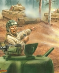Armoured fury - bolt action tank war starter set?