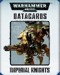 Datacards: Imperial Knights?