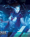 Netrunner playmat: the masque?