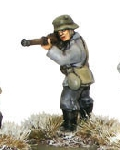 Finnish army infantry squad?