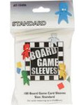 Arcanetinmen board game sleeves - standard?