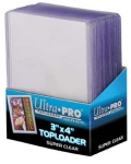Ultrapro toploader regular?