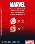 The avengers markers?