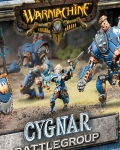 Cygnar Battlegroup Starter Box?