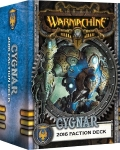 Warmachine - 2016 Faction Deck (mk III): Cygnar?