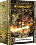 Warmachine - 2016 Faction Deck (mk III): Protectorate Of Menoth?
