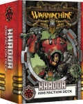 Warmachine - 2016 Faction Deck (mk III): Khador?