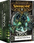 Warmachine - 2016 Faction Deck (mk III): Cryx?