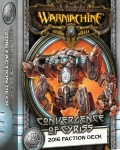 Warmachine - 2016 Faction Deck (mk III): Convergence Of Cyriss?