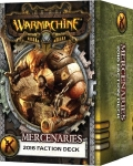 Warmachine - 2016 Faction Deck (mk III): Mercenaries?