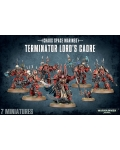 Chaos Space Marine Terminator Lords Cadre?