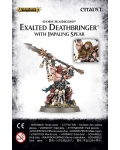 Exalted Deathbringer With Impaling Spear?