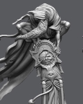 Aionus (father of time) 10th anniversary figure?
