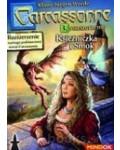 CARCASSONNE: KSIʯNICZKA I SMOK (DRUGA EDYCJA)