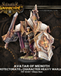 Avatar Of Menoth (Resculpt)?