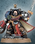 Deathwatch Watch Captain in terminator Armour?