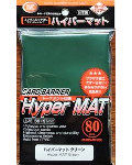 Kmc standard sleeves - hyper matt green (80)?