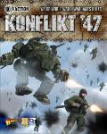 Konflikt '45 rulebook