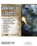 US konflikt 47' starter set