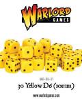 30 Yellow d6