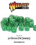 30 green d6