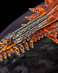 Shaltari Diamond / Platinum Battleship?