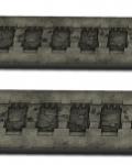 Piankowy teren 2D - Mury 1