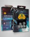 MERCENARIES D20 DICE SET?
