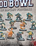 THE DWARF GIANTS BLOOD BOWL TEAM?