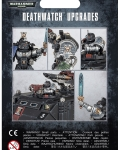 DEATHWATCH UPGRADES?